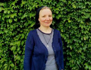Vilniaus arkivyskupijos Carito vadovė s. Jolita Matulaitytė / Ernestos Karnilaitės nuotrauka